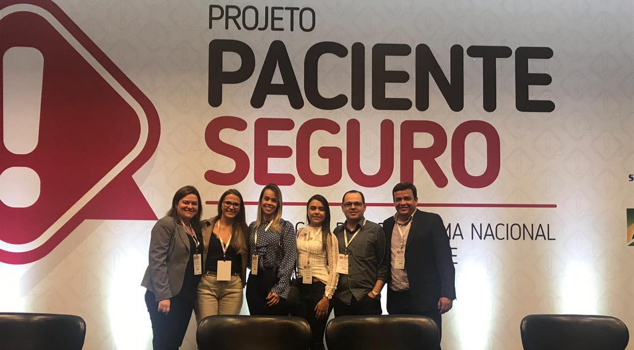 HMV participa do 2º Encontro Internacional do Projeto Paciente Seguro
