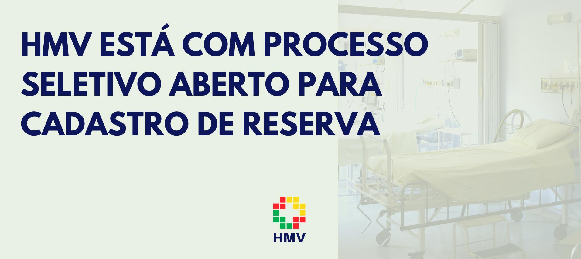 Hospital Mestre Vitalino está com seleções abertas para Cadastro de Reserva