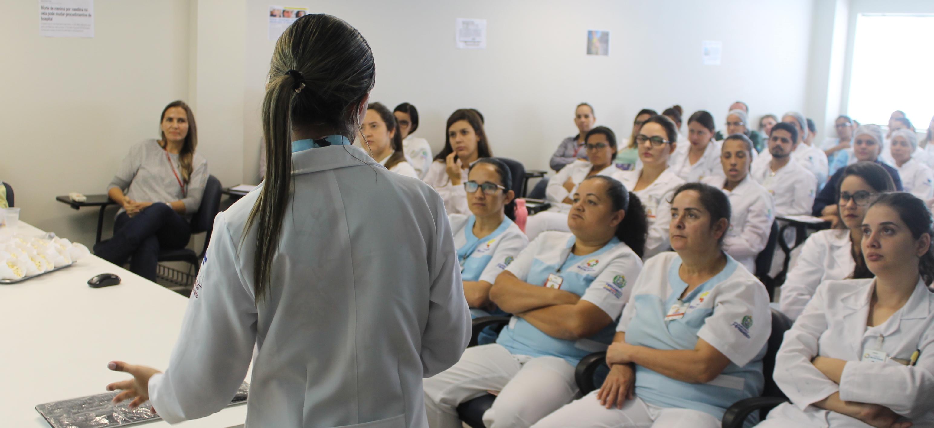 Hospital Mestre Vitalino realizou I Semana da Qualidade