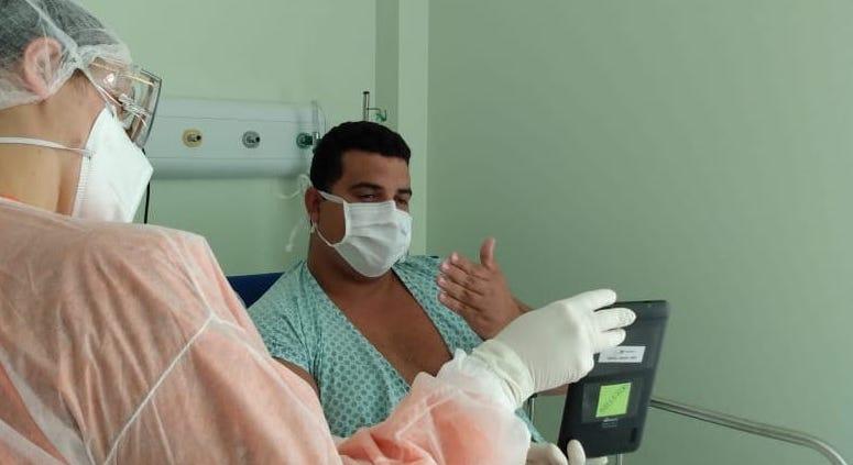 Pacientes do HMV serão contemplados com o PROJETO VISITA.COM